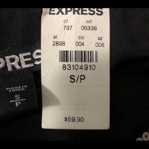 Express Skirts - Express Sequin Mini Skirt